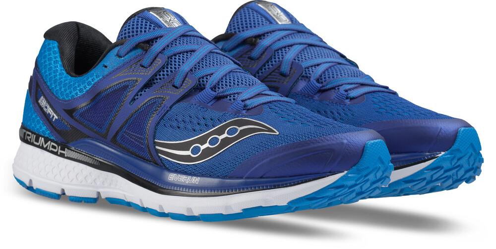saucony triumph 4 azul
